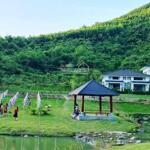 Bán bt hasu village 220m, full nội thất, sổ đỏ