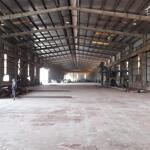 Cho thuê xưởng 5000m2 gần khu công nghiệp đại an, hải dương