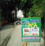 Sang quán mặt tiền đường cafe trà sữa -ăn sáng rio