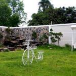Bán đất lương sơn 2000m có sẵn biệt thự nghỉ dưỡng tuyệt đẹp