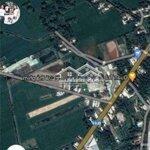 đất gần ql61 châu thành đường oto vivu