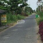 đất thổ cư mặt tiền đường huyện 31b