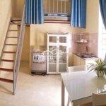 Cho thuê căn hộ sân vườn p3. full nội thất đẹp