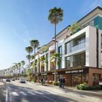 Chỉ 1,8 tỷ/căn sở hữu ngay nhà phố shophouse meyhomes phú quốc, htls 18 tháng, chiết khấu 14%