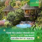 Chỉ từ 3ty7 sở hữu ngay biệt thự sakana hoà bình-nghỉ dưỡng đẳng cấp 5