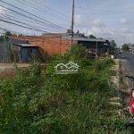 đất gần chợ tân phú mặt tiền tỉnh lộ 855 đi tphcm