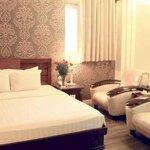 Cho thuê khách sạn 58 phòng mt bùi thị xuân, p.bến thành, q.1.