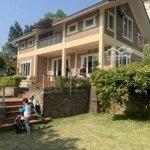 Villa hiếm vip nghỉ dưỡng tránh covid tại cư yên