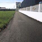 đất mặt tiền đường nhựa-phú hưng-hàm mỹ-htn-1.274m