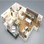 Chung cư 16 tầng gần tp cần thơ 70m² 2pn