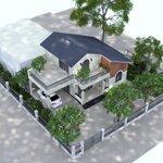Cần bán villa sân vườn 313m2 gầnmặt tiềnhoàng hoa thám