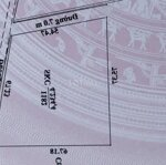 đất huyện bình giang 4200m²