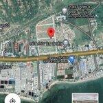 đất thổ cư mặt tiền quốc lộ 1a ngay cảng quốc tế