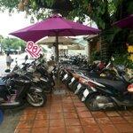 Bán quán cafemặt tiềnđường dã tượng 188m2 gần biển