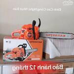 Máy cưa - máy cưa xích chạy xăng kamastsu-6800