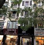 Cho thuê nhà mặt phố thái thịnh, 45m2x5t, mt 4.5m, 28tr/th