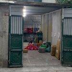 Nhà kho 200m2 có nơi ăn ăn ngủ k diện tích: mới cầu bươu