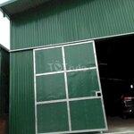 Cho thuê kho hơn 400 m2 tại trâu quỳ, gia lâm, hn.