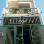Nhà 4 × 14 Đúc 1 Tấm Đường 1A Vlb, Bình Chánh