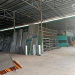 Chính chủ cần nhượng lại 8000m2 nhà xưởng, mặt tiền 40m, lộ 50m, giá chỉ hơn 3.5tr/m2