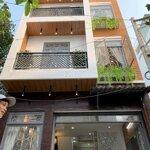 Nhà phố: 5,50m x 11m đúc 3lầu, kdc, đs12,p11gv