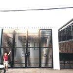 Nhà 128,9 m2 hóc môn gần chợ bắp, hãng nước đá