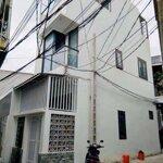 Bán nhà 2 tầng hẻm vcn phước hải giá bán 1ty550