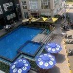 Cho thuê căn hộ full nội thất viw đẹp hồ bơi