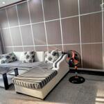 Cho thuê căn hộ hoàng anh gold house 124m2, 3 phòng ngủ, đầy đủ nội thất giá 10 triệu/tháng.