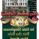 Sở hữu shophouse, biệt thự biển, mini hotel tại trung tâm tp đảo đầu tiên việt nam chiếc khấu lên đến 14%