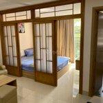 Căn hộ 1 phòng ngủ- an thượng giá chri 4 triệu/ tháng