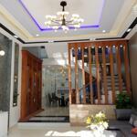 Bán nhà 3 tầng mới đẹp bàu năng 7, dt: 5x17m, giá 5 tỷ 4