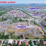 đất nền hano park 1-2 đầu tư sinh lời từ 3-6 tháng, giá rẻ tụt quần