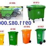 Thùng rác 120 lít giá sỉ- hạ giá thùng rác 120 lít tại đồng tháp -lh 0911082000