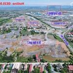 Bán lô lk4 dự án hano park 1 hướng đông, giáp dân - giá 1.9 tỷ bao sổ đỏ - liên hệ ngay