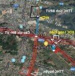 đất mặt tiền tỉnh lộ 44a giá chỉ từ 580 triệu/100m2