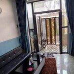 Nhà 3 phòng ngủmới tinh full nội thất gần cầu rồng