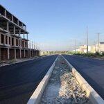 Nền đường d1 lộ giới 30m khu hồng loan (6a)
