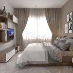 Căn hộ chung cư 2 phòng ngủ2vs