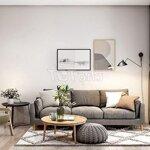 Cho thuê căn hộ chung cư ecohome 3. 3 phòng ngủ5,5 tr/th