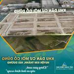 12tr/m2 khu dân cư mới cổ dũng -kim thành- hải dương