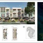 Shophouse aqua city 120m²