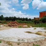 Bán nền góc 78m2 đất đã có sổ ngay tt ngã 6 - huyện châu thành - hậu giang