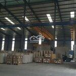 Nhà xưởng quận hoàng mai diện tích 1000m2 giá rẻ