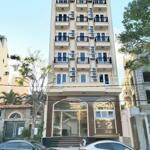 Mô hình toà căn hộ dịch vụ siêu to khổng lồ mặt tiền trung tâm quận 2.