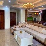 Cho thuê chung cư khu ngoại giao đoàn, 3 phòng ngủ- full