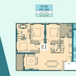Bán căn 3 phòng ngủ tháp 6* h2 - view biệt thự đảo đẹp nhất haven park mới ra, 110m2 3 mặt thoáng (ảnh)6*