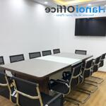 Cho thuê phòng họp chuyên nghiệp hiện đại tại 78 duy tân