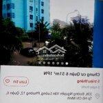Chung cư chung cư sgc nguyễn văn luông 51m² 1 pn