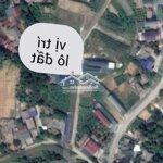 Bán mảnh đất khu 7 xã hà lộc, thị xã phú thọ, tỉnh